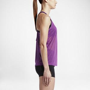 Nike Débardeur Dri-fit Cool Breeze Strappy  Femmes
