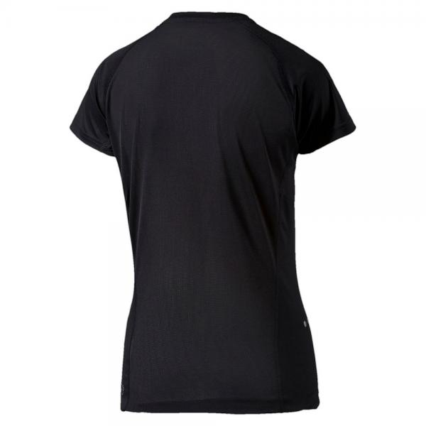 Puma T-shirt Graphic S/s Tee W  Woman black Tifoshop