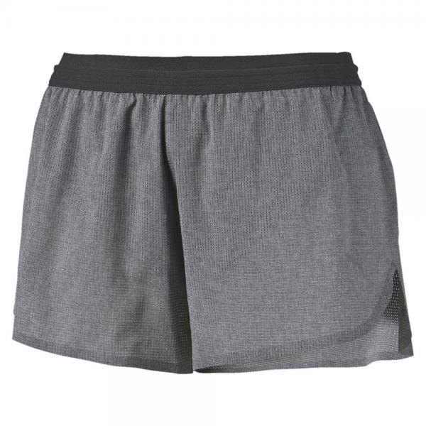 Puma Shorts Faster Than You Short W  Femmes medium gray heather