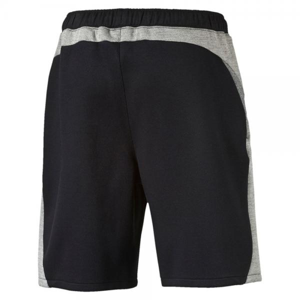 Puma Short Pants Ub Evostripe Shorts   Usain Bolt black Tifoshop