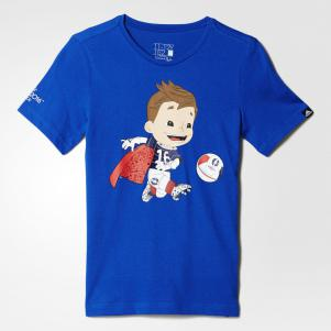 Adidas Originals T-shirt Mascot Graphic  Enfant