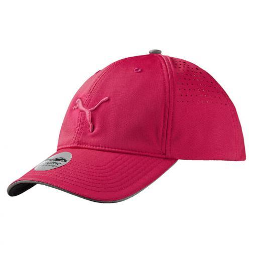Puma Hut Pwr Vent Cap rose red