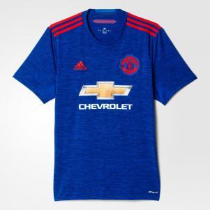 Adidas Maglia Gara Away Manchester United   16/17