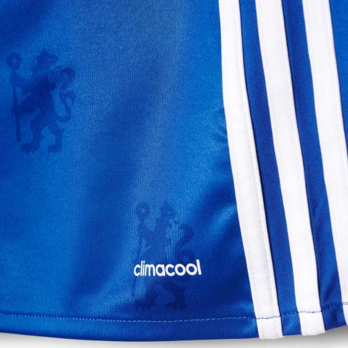 Adidas Shirt Home Chelsea   16/17 Chelsea Blue / White Tifoshop