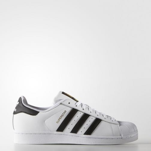 Adidas Originals Shoes Superstar  Unisex White/Core Black