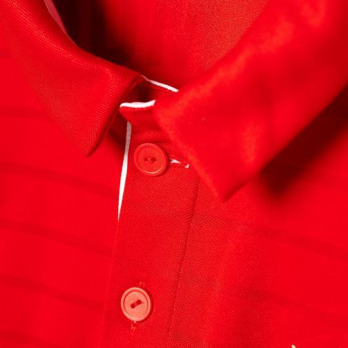 Adidas Shirt Home Bayern Monaco   16/17 Fcb True Red/White Tifoshop