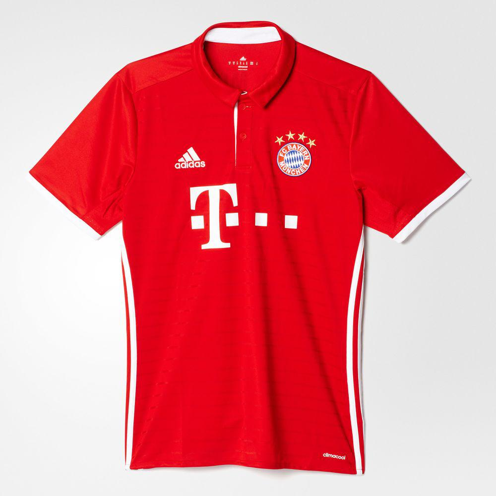Adidas Maglia Gara Home Bayern Monaco   16/17