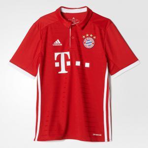Maglia Replica Casa Bayern Monaco F.C. Junior