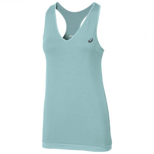 Asics Tank Top Fuze X Tank Top  Woman KINGFISHER