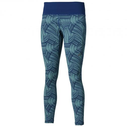 Asics Pantalon Fuzex 7/8 Tight  Femmes BRUSH KINGFISHER Tifoshop