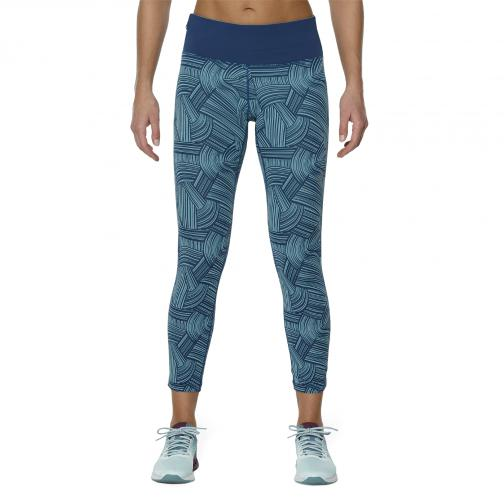 Asics Pantalon Fuzex 7/8 Tight  Femmes BRUSH KINGFISHER