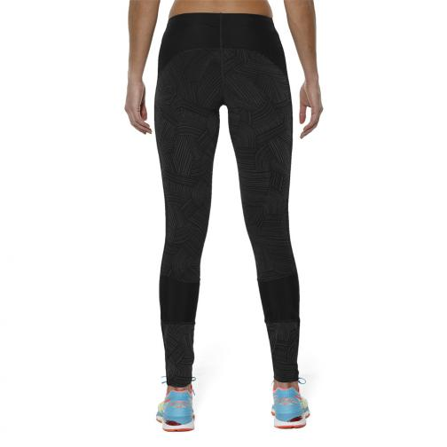 Asics Pantalon Lb Calf Tight  Femmes BALANCE BLACK Tifoshop