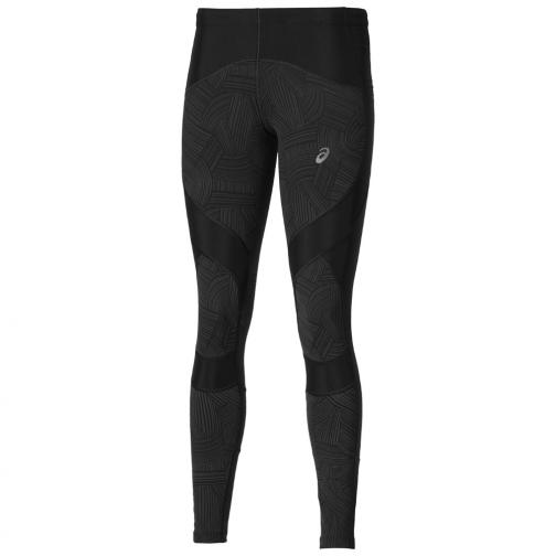 Asics Pantalone Lb Calf Tight  Donna Nero Tifoshop