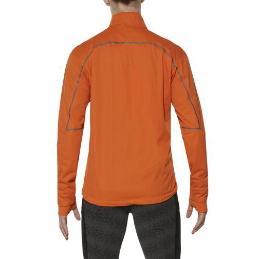 Asics Giacca Accelerate Jacket Arancione Tifoshop