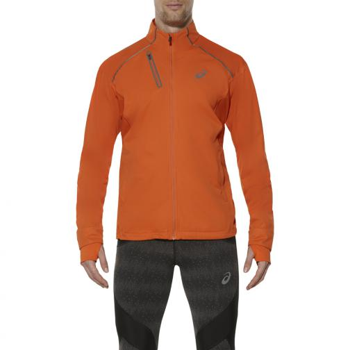 Asics Giacca Accelerate Jacket Arancione