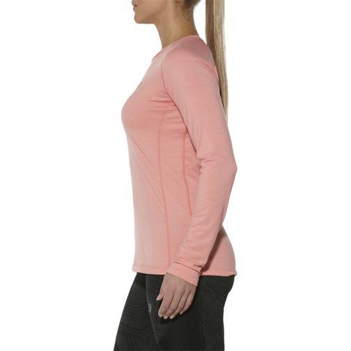 Asics Sweater Elite Baselayer  Woman PEACH MELBA Tifoshop