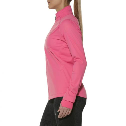 Asics Jacket Accelerate Jacket  Woman CAMELION ROSE Tifoshop
