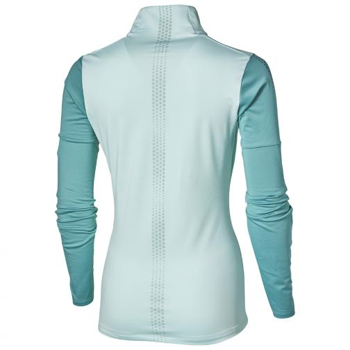 Asics Sweater Lite-show Winter Ls  Woman SOOTHING SEA Tifoshop