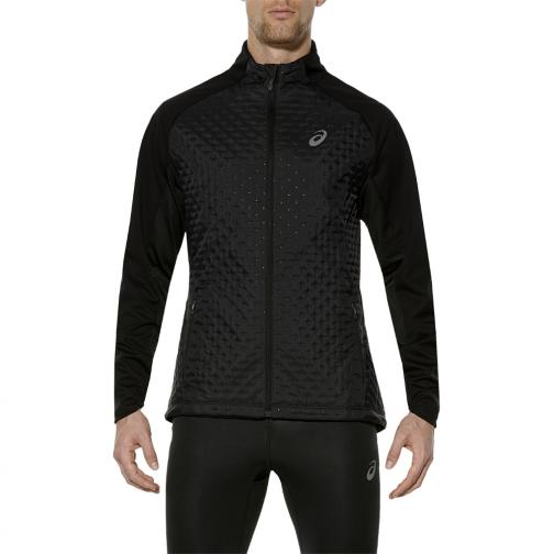 Asics Jacke Hybrid Jacket PERFORMANCE BLACK