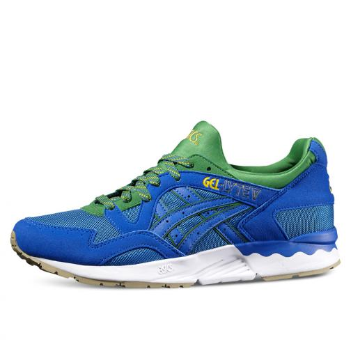 Asics Tiger Schuhe Gel-lyte V  Unisexmode CLASSIC BLUE / CLASSIC BLUE
