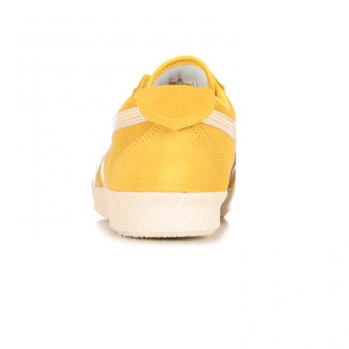 Onitsuka Tiger Shoes Mexico Delegation  Unisex SULPHUR / OFF-WHITE Tifoshop