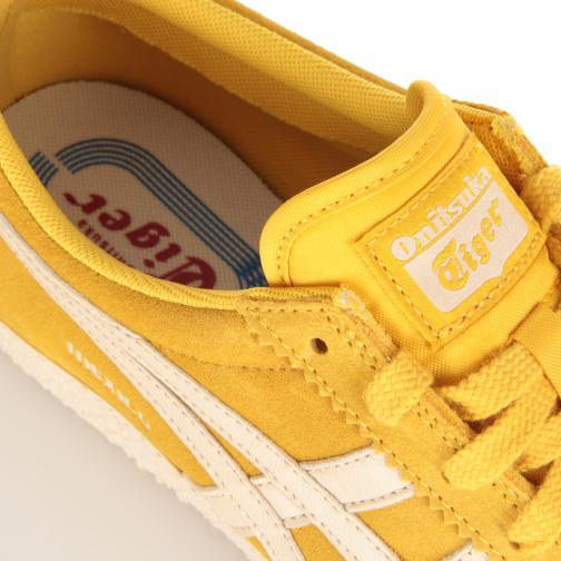 967f45a43424 Onitsuka Tiger Shoes Mexico Delegation Unisex Sulphur   Off-white ...