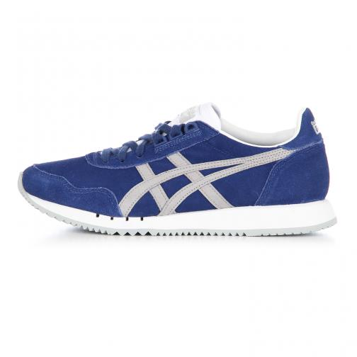 Onitsuka Tiger Shoes Dualio  Unisex BLUE PRINT / LIGHT GREY