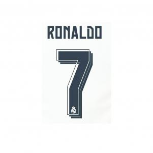 ORIGINAL NAME RONALDO HOME