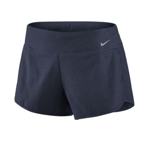 Nike Pantaloncino 7,5 Cm Rival Jacquard 2-in-1  Donna Blu