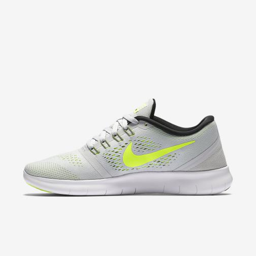 Nike Scarpe Free Rn  Donna Grigio Tifoshop