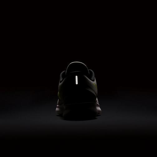 Nike Shoes Free Rn  Woman PURE PLATINUM/VOLT-BLACK-WOLF GREY Tifoshop