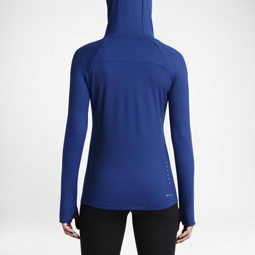 Nike Maglia Element  Donna Blu Tifoshop