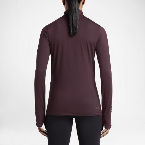 Nike Trikot Element  Damenmode NIGHT MAROON Tifoshop