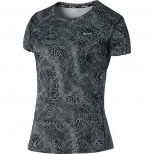 Nike T-shirt DRY MILER RUNNING TOP  Donna