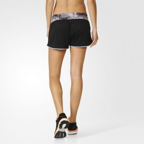 Adidas Pantaloncino M10 Short Woven 3s  Donna Nero Tifoshop