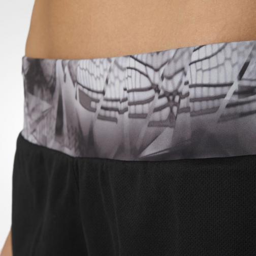 Adidas Kurze Hose M10 Short Woven 3s  Damenmode utility black f16/black Tifoshop