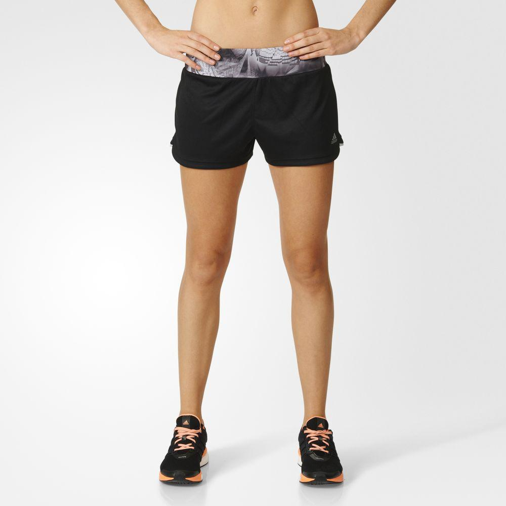 Adidas Kurze Hose M10 Short Woven 3s  Damenmode