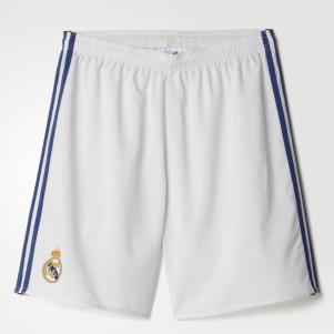 Adidas Shorts de Course Home Real Madrid   16/17