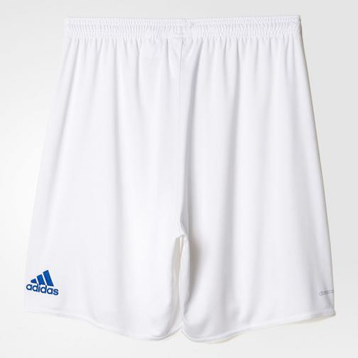 Adidas Game Shorts Away Juventus   16/17 white/victory blues07 Tifoshop