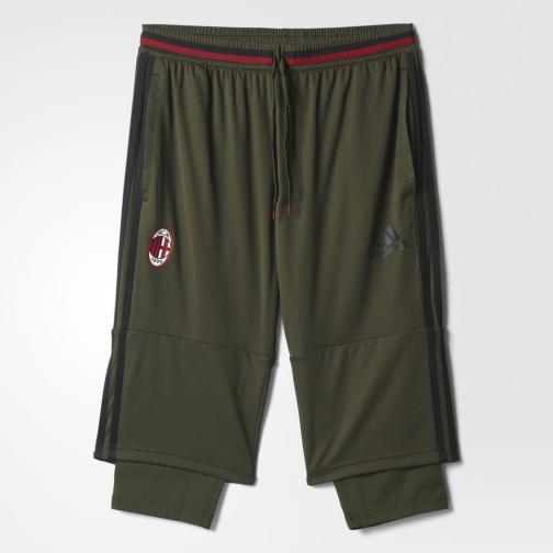 Adidas Pantaloncino  Milan   16/17 Verde Tifoshop