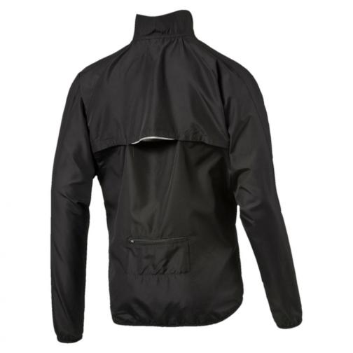 Puma Jacke Pe_running_wind Jkt Black Tifoshop