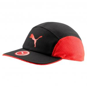 P-Disc-Fit runner cap