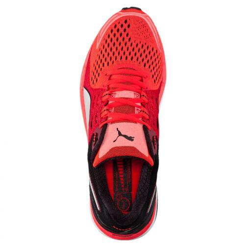Puma Chaussures Speed 1000 S Ignite Red Blast-Puma Black-Puma White Tifoshop