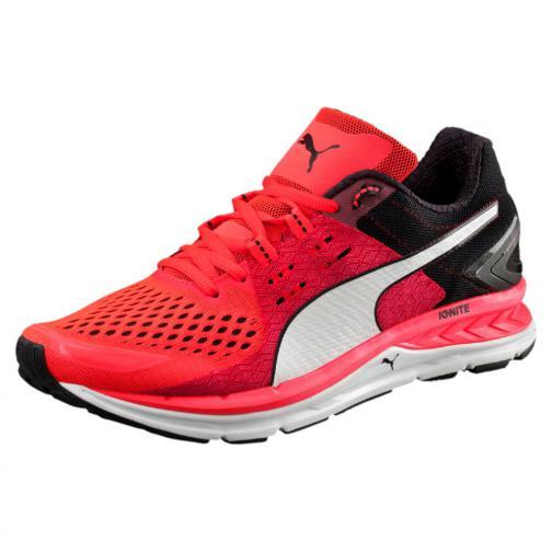 Puma Chaussures Speed 1000 S Ignite Red Blast-Puma Black-Puma White