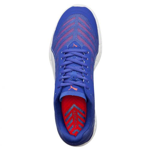 Puma Shoes Ignite V2 Wn's  Woman Royal Blue-Red Blast Tifoshop