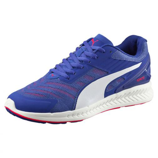 Puma Shoes Ignite V2 Wn's  Woman Royal Blue-Red Blast