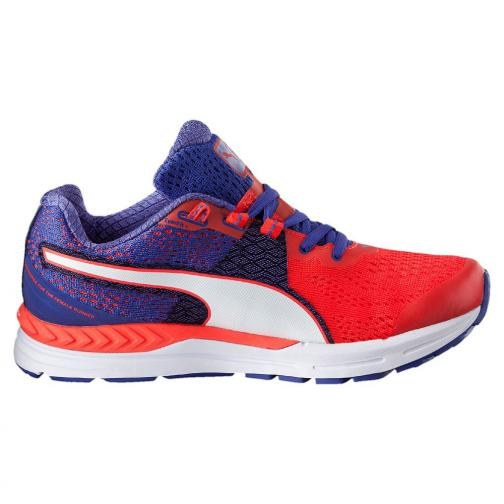 Puma Schuhe Speed 600 Ignite Wn  Damenmode Red Blast-Royal Blue-Puma White Tifoshop