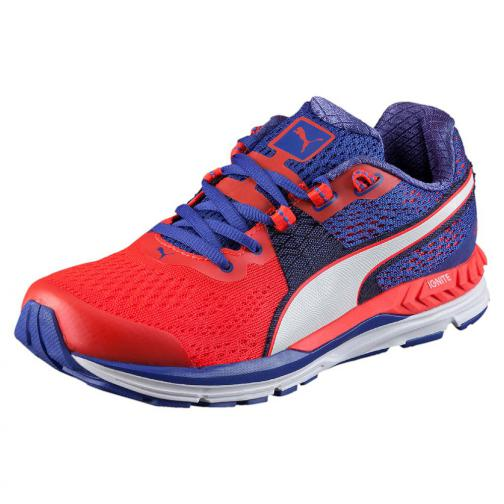 Puma Schuhe Speed 600 Ignite Wn  Damenmode Red Blast-Royal Blue-Puma White