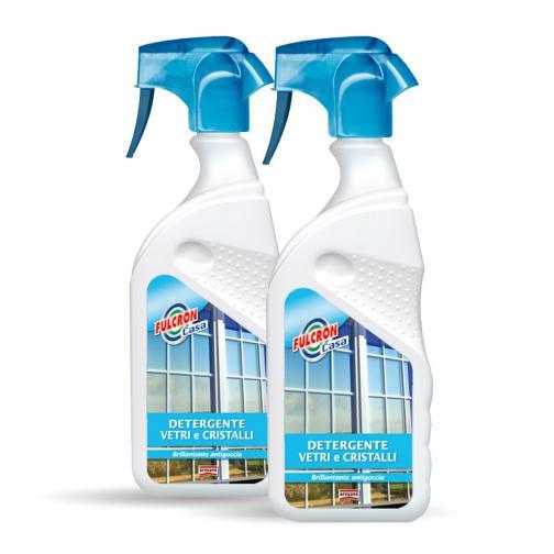 Detergente vetri 500ml - Fulcron casa