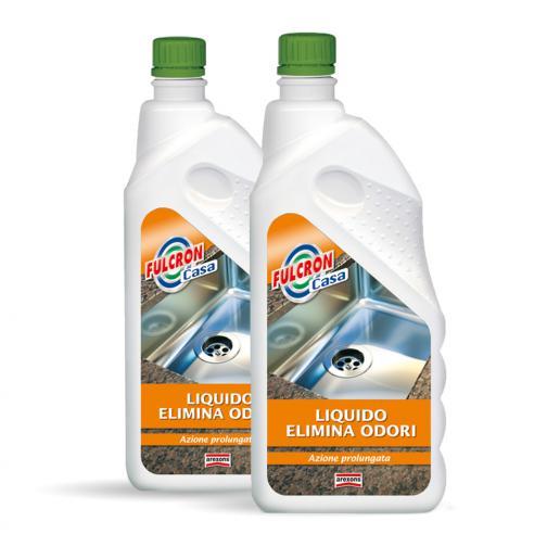Liquido elimina odori 1l - Fulcron casa